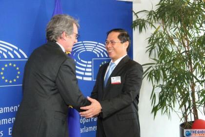 Quan điểm của thành viên EP về các thỏa thuận EVFTA và EVIPA sắp được bỏ phiếu