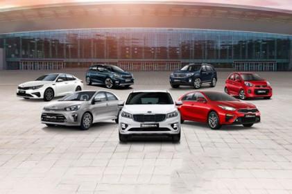 Kia ưu đãi, giảm giá loạt ôtô tại Việt Nam, cao nhất 50 triệu đồng