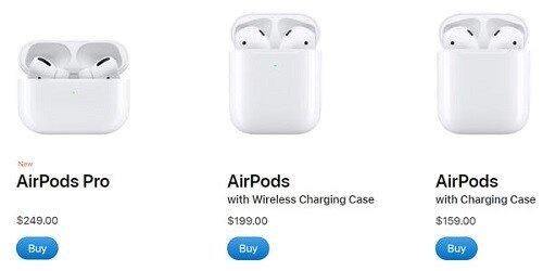 Apple có thể làm AirPod Pro giá rẻ