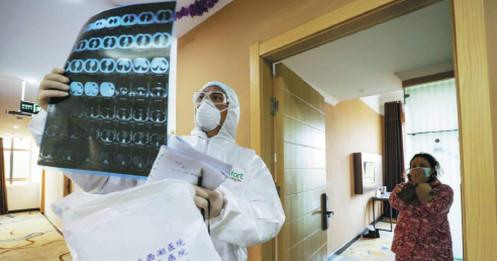 Trung Quốc phát hiện kháng thể điều trị virus corona