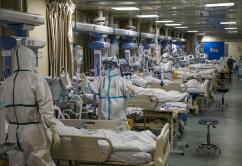 """Cập nhật 21h ngày 15/2: Dịch Covid 9 tại Trung Quốc vẫn """"khẩn cấp"""", một hành khách trên tàu Westerdam nhiễm virus corona"""