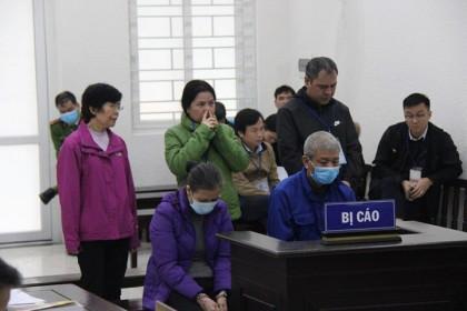 Vợ chồng Phó tổng giám đốc Cơ khí Quang Trung lĩnh án tù
