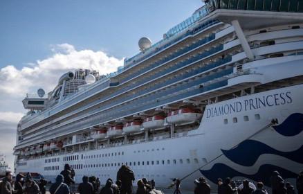 Nhật Bản cấp 2.000 iPhone cho hành khách du thuyền bị cách ly vì nCoV