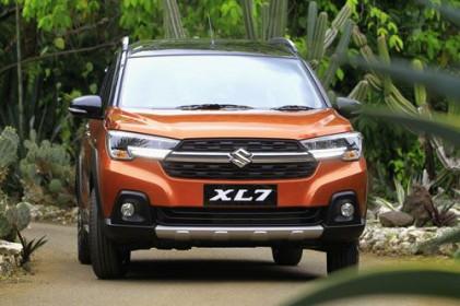 Ngắm Suzuki XL7 2020 vừa ra mắt với giá gần 370 triệu đồng