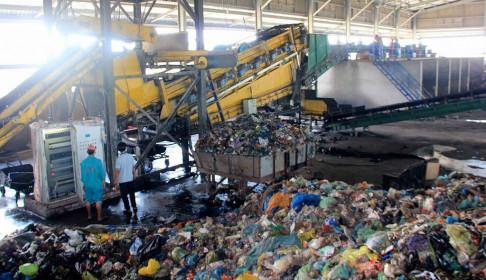 Kiên Giang: Sơ tuyển nhà đầu tư dự án xử lý rác thải 1.100 tỷ đồng