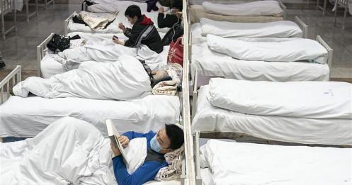 Vũ Hán lập thêm 19 bệnh viện chống dịch corona