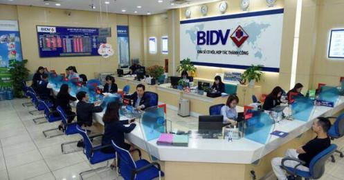 BIDV 'bay' hơn 7.200 tỉ đồng vốn hóa sau khi rao bán khoản nợ hơn 1.265 tỉ