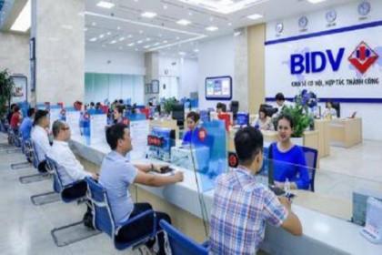 BIDV giảm lãi suất cho vay tối thiểu 1%/năm với doanh nghiệp bị ảnh hưởng COVID-19