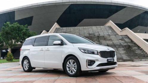 Đánh giá sơ bộ xe Kia Sedona 2020 giá từ 1,129 tỷ đồng