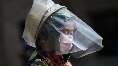 Những hình ảnh bên trong Vũ Hán, tâm dịch Covid-19 tại Trung Quốc