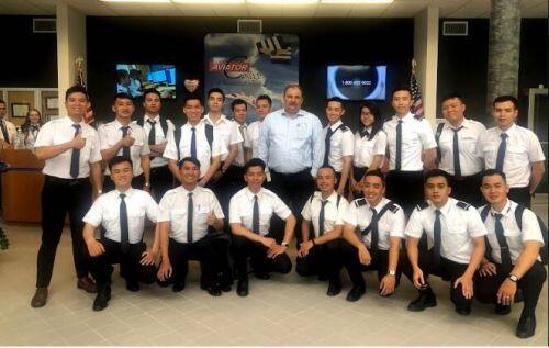 Khám phá trường đào tạo top 20 thế giới tại Mỹ của các học viên phi công VinAvia