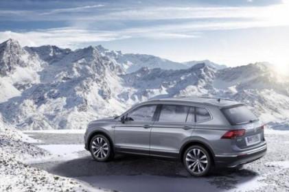 Hé lộ ngày ra mắt SUV Volkswagen Tiguan Allspace bản 7 chỗ hoàn toàn mới