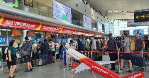 Đà Nẵng: Hủy nhiều chuyến bay sang Hàn Quốc vì dịch Covid-19