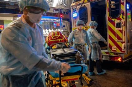 Số ca tử vong vì dịch COVID-19 ở Trung Quốc xuống mức thấp nhất 2 tuần