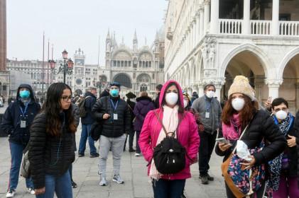 Nhiều ca nhiễm COVID-19 tại Pháp, Đức, Algeria, bệnh nhân xác nhận từng đến Ý