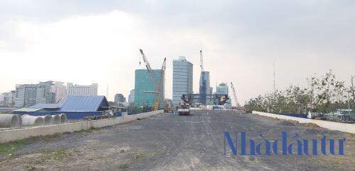 Những dự án triệu đô tại Khu đô thị mới Thủ Thiêm giờ ra sao?