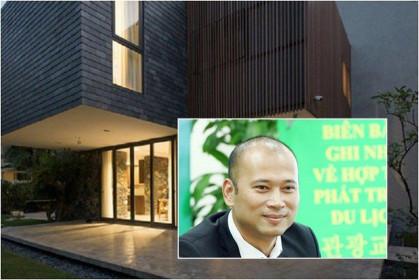 Hé lộ bên trong biệt thự kiểu Tây của MC Long Vũ vừa rút khỏi HĐQT VTVCab