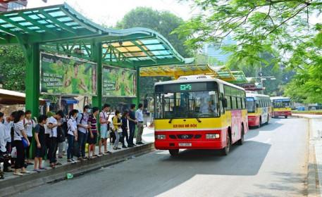 Hà Nội sẽ chi 9 tỷ đồng để duy tu, nâng cấp hạ tầng xe buýt