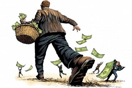 Tiền 'dồn ứ' vào ngân hàng