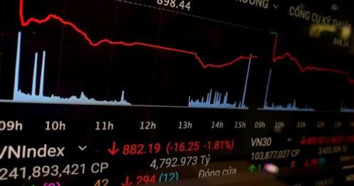 Tuần này khối ngoại bán ròng, vốn hoá VN-Index 'bay' hơn 3,1 tỉ USD
