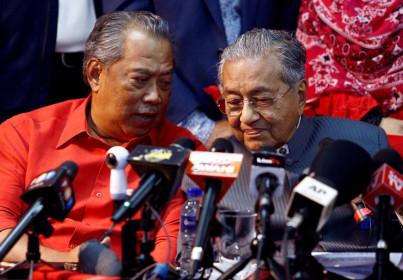 Malaysia: Cựu Bộ trưởng Nội vụ trở thành Thủ tướng mới