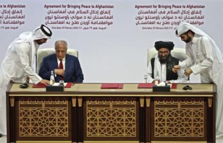 """Mỹ """"không do dự hủy bỏ"""" thỏa thuận hòa bình nếu Taliban không tuân thủ cam kết"""