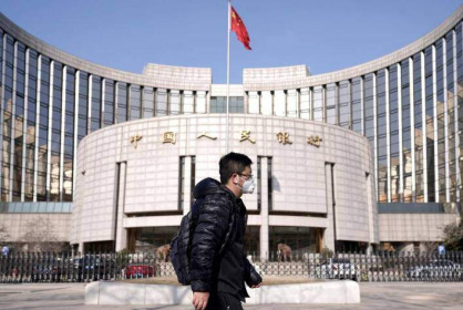 PBOC giữ lãi suất ngắn hạn ổn định dù Fed nới lỏng