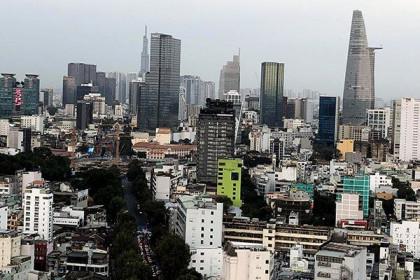 Ngược chiều thị trường, tăng trưởng lợi nhuận bất động sản vượt cả ngân hàng