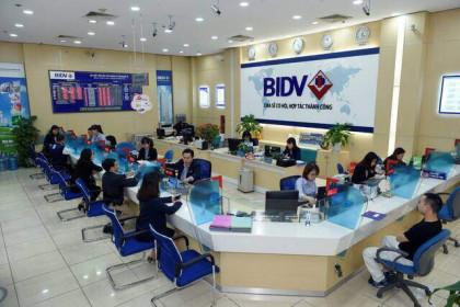 Vợ Phó Tổng Giám đốc BIDV gom vào 23,000 cổ phiếu