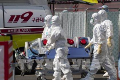 Số ca nhiễm COVID-19 ở Hàn Quốc tăng lên hơn 7.300 ca
