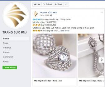 Lợi dụng sự cả tin của khách hàng và uy tín thương hiệu PNJ