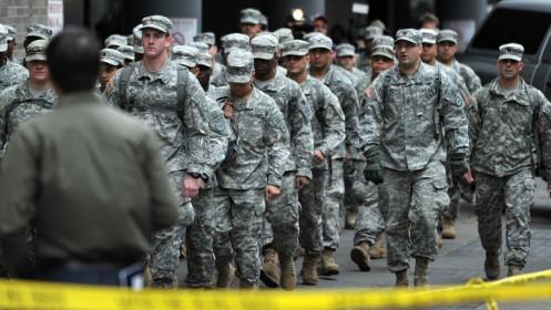 Thống đốc New York triển khai Vệ binh Quốc gia chống dịch COVID-19