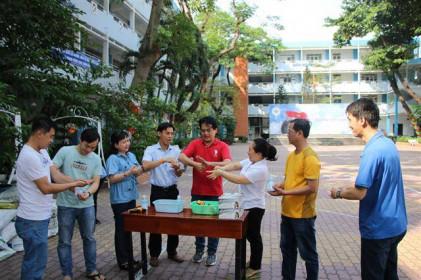 Học sinh TP.HCM tiếp tục nghỉ học đến hết ngày 5.4 vì dịch Covid-19