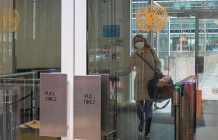 """Covid 19: Nhà ngoại giao nữ đầu tiên tại LHQ nhiễm bệnh, Hàn Quốc chuẩn bị tuyên bố """"khu vực chịu thảm họa đặc biệt"""""""