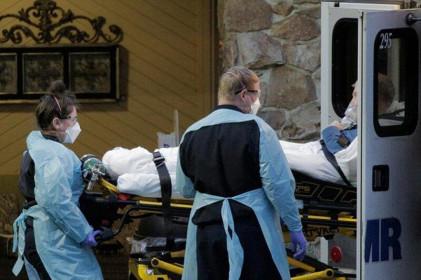 Dự báo sốc: 150 triệu người Mỹ có thể nhiễm Covid-19