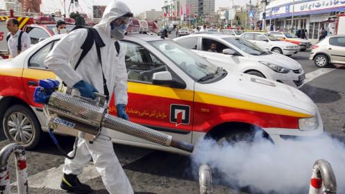 Số ca nhiễm và tử vong vì COVID-19 tại Iran tiếp tục tăng cao