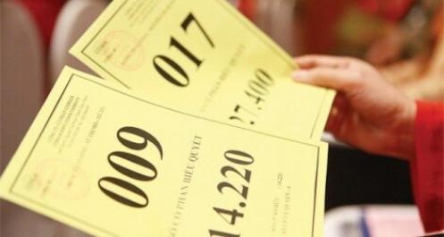 Sửa Luật Doanh nghiệp: Tỷ lệ sở hữu cổ phần phổ thông được điều chỉnh thế nào?