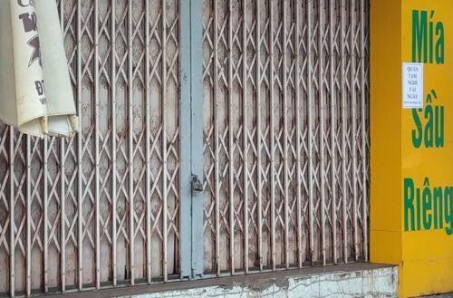 Hàng loạt cơ sở kinh doanh ở Bình Thuận ngưng hoạt động phòng dịch Covid-19