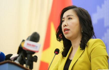 """Việt Nam không công nhận """"đường 9 đoạn"""" của Trung Quốc tại Biển Đông"""
