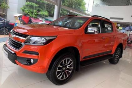 Chevrolet Colorado giảm giá 260 triệu đồng tại Việt Nam