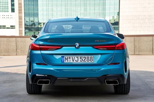 BMW M235i Grand Coupe 2020: Công suất 301 mã lực, giá hơn 1 tỷ, đe dọa Mercedes-Benz A-Class, Audi A3