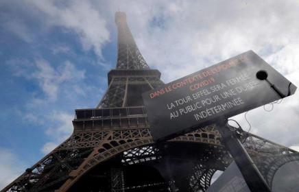 Pháp: Thêm 1.617 bệnh nhân và 78 ca tử vong do Covid 19 trong 24 giờ