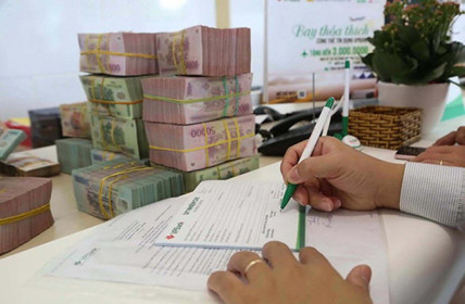 Chuyển nhượng bất động sản phải qua ngân hàng