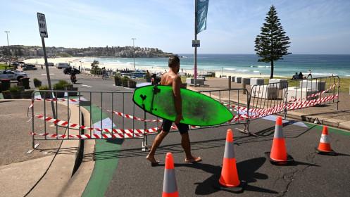 Úc, New Zealand 'tự cô lập' ngăn dịch COVID-19