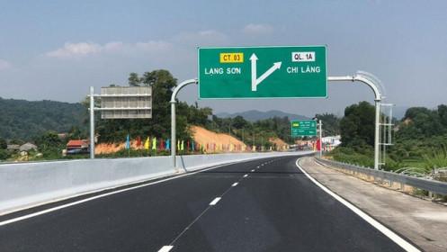 Dự án BOT cao tốc Bắc Giang - Lạng Sơn: Phấp phỏng nỗi lo hoàn vốn