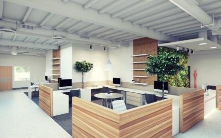 Những ý tưởng thiết kế nội thất văn phòng đẹp, hiện đại