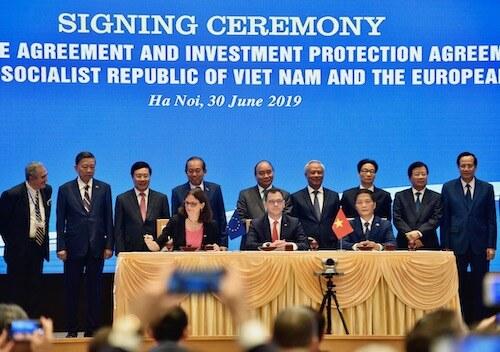 Để đi vào 'cao tốc' Việt Nam - EU, doanh nghiệp phải trả phí