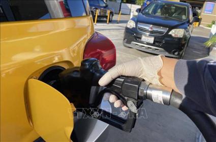 Giá dầu thế giới tăng nhẹ trong phiên giao dịch 23/3