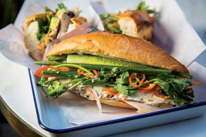 """Bánh mì Việt Nam """"lên sóng"""" Google"""