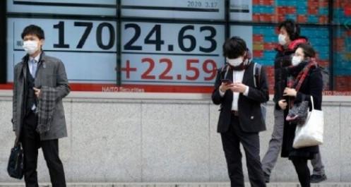 Nikkei 225 giữ đà tăng trước tâm lý đợi gói kích thích kinh tế Mỹ